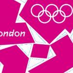 Oficjalne logo olimpiady w Londynie,