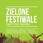 Okładka Poradnika - Zielone Festiwale